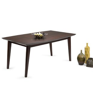 Halvorson Solid Wood Dining Table
