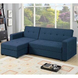 Ebern Designs Bromwich Sleeper Sectional