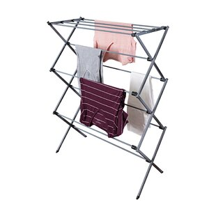 3affd19d8187 Clothes Drying Racks & Clotheslines You'll Love in 2019 | Wayfair