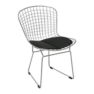 Ivy Bronx Burkey Wire Dining Chair