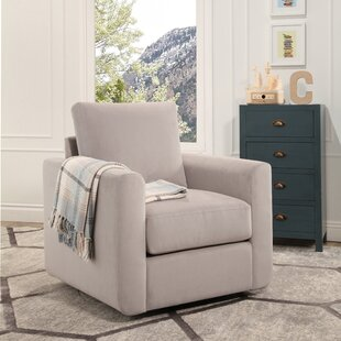 Price comparison Feng Swivel Armchair by Ivy Bronx Reviews (2019) & Buyer's Guide