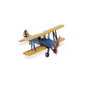 Viv + Rae Lyndsey Hanging Model Plane & Reviews   Wayfair