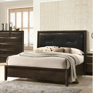 Arabelle Upholstered Panel Bed by Latitude Run