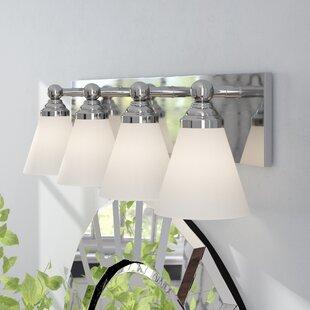 Andover Mills Carlock 4-Light Vanity Light