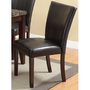 Nebraska Upholstered Dining Chair (Set of 2) by Canora Grey