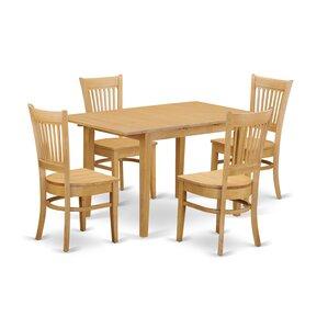 Phoenixville 5 Piece Dining Set by Three ..