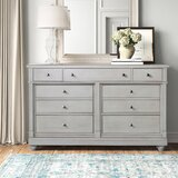 Jaclin 7 Drawer Dresser by Kelly Clarkson Home