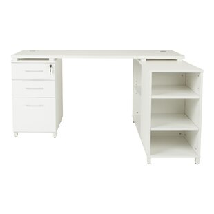 Sharniece L-Shape Desk by Latitude Run Purchase