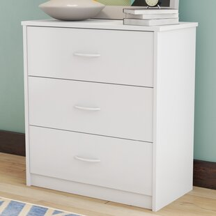 3 Drawer Small Chest Wayfair