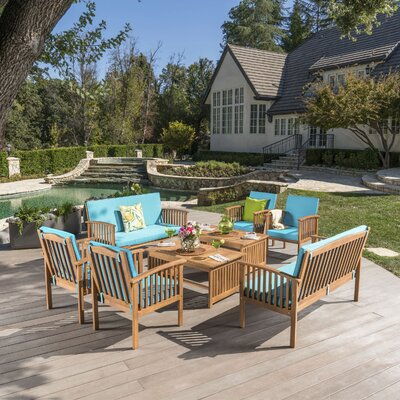 Super Beachcrest Home Safira 8 Piece Sofa Set With Cushions Frame Caraccident5 Cool Chair Designs And Ideas Caraccident5Info