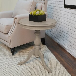 Celestine End Table by August Grove