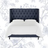 Improv Upholstered Standard Bed By Kelly Clarkson Home Waybedroom3