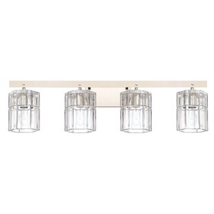 Orren Ellis Mireya 4-Light Vanity Light