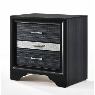 Jules 3 Drawer Nightstand by Mercer41