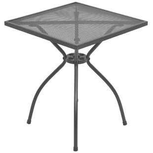 Arvin Steel Bistro Table By Sol 72 Outdoor