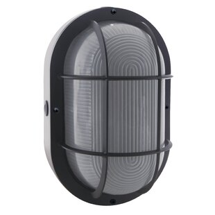 Price comparison Birger LED 1-Light Bulkhead Light By 17 Stories