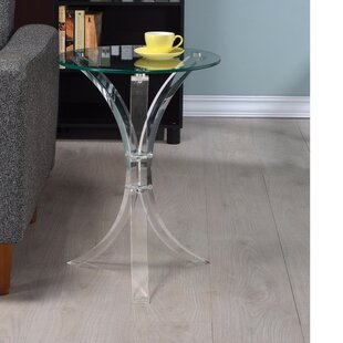 Krishnamurthy Contemporary End Table