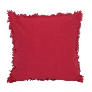 Fringe Indoor Outdoor Throw Pillows You Ll Love Wayfair