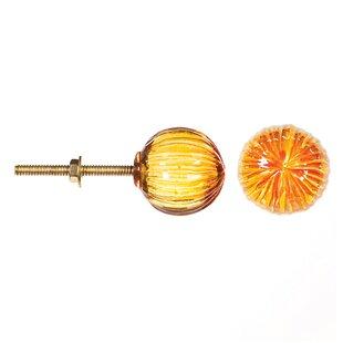 Glass Round Knob