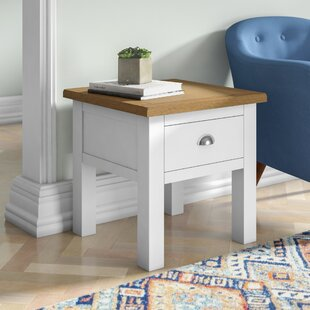 1 Drawer Side Table By Brambly Cottage