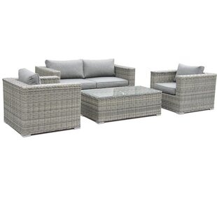 Review Sandringham 4 Seater Sofa Set