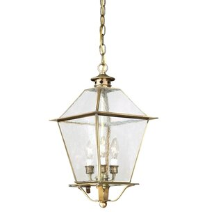 Darby Home Co Theodore 3-Light Outdoor Hanging Lantern