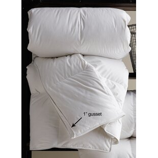 Classic Down Filled Winter Weight Duvet Insert