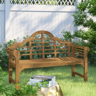 Shepha Wooden Bench By Sol 72 Outdoor