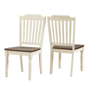 Whiteland Solid Wood Dining Chair (Set of 2)
