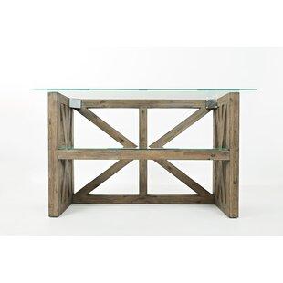 Gracie Oaks Abel Contemporary Console Table