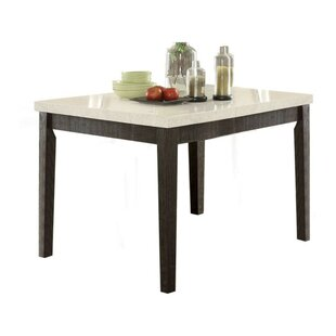 Lefler Amiable Counter Height Dining Table by Alcott Hill 2019 Coupon