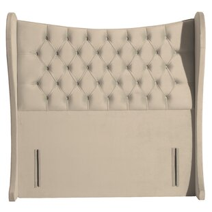 Carino Gabrielle Upholstered Headboard By Rosalind Wheeler