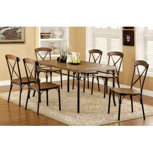 chaise de salle manger maya ensemble de 2 - Table De Salle A Manger Industriel2928