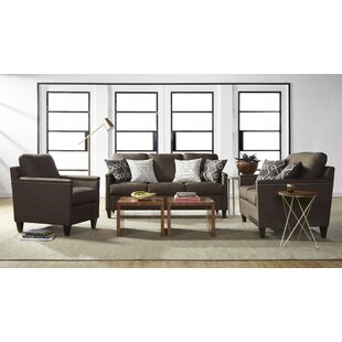 Affordable Serta Upholstery Raiford Configurable Living Room Set by Winston Porter Reviews (2019) & Buyer's Guide