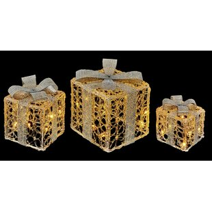 75 Silver LED Parcels Luminary And Pathway Lights By The Seasonal Aisle