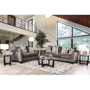 Comparison Peeples Configurable Living Room Set by Bloomsbury Market Reviews (2019) & Buyer's Guide
