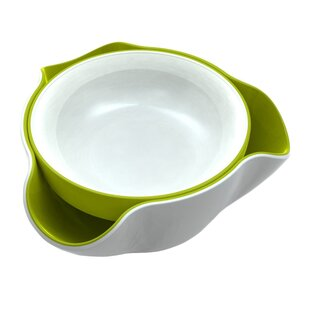 Melamine Divided Serving Dish