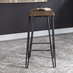 Bellavia 30 Bar Stool Union Rustic