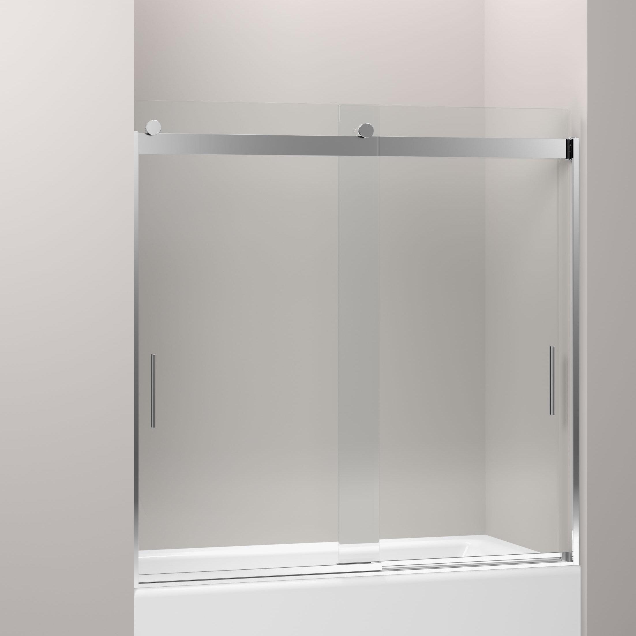 K 706001 L Abvmxsh Kohler Levity 57 X 5975 Bypass Bath Door