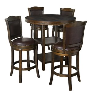 Strang 5 Piece Pub Table Set DarHome Co