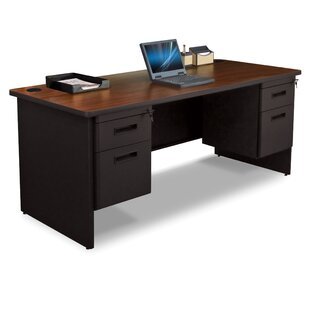 Crivello Executive Desk by Red Barrel Studio #1