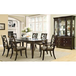 Franzen 7 Piece Dining Set by Darby Home Co