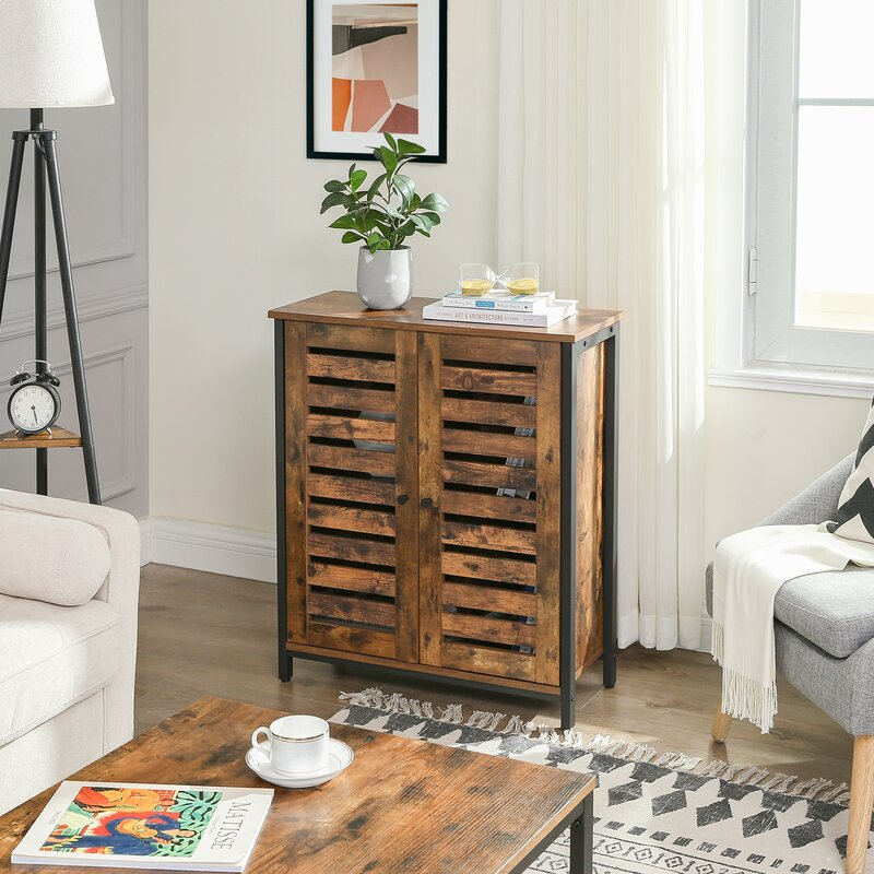 Denzel 2 Door Accent Cabinet by Foundry Select