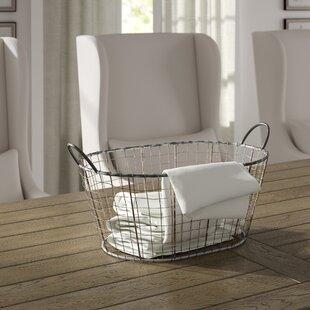 Albin Wire Basket by Greyleigh