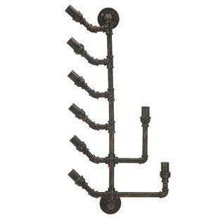 Alley 8 Bottle Wall Mounted Wine Rack By Williston Forge