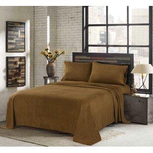 Morgan Home Super Soft Fleece Sheet Set