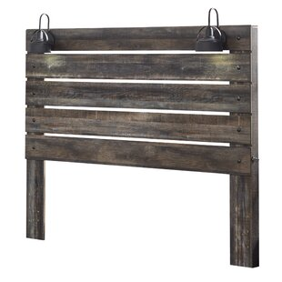 Coupon Lulsgate Panel Headboard by Millwood Pines