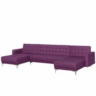 Leung Modular Corner Sofa Bed By Ebern Designs
