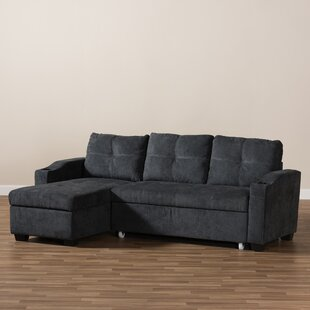 Loya Modern and Contemporary Sectional by Ivy Bronx