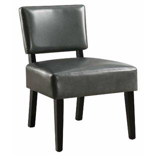 Dykstra Slipper Chair by Ebern Designs